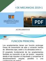 Presentacion de Acoplamientos Tumi 2019-1