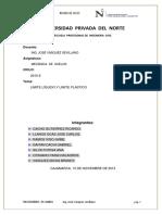 MECANICA DE SUELO INFORME PARA TEMINAR LIMITE PLASTICO.docx