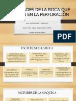Perforacion y Voladura - Perez, Brayam