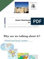Acute Diarrhoeal Disease ESPGHAN Course_2015 (2)