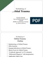 5.1 Trauma Orbita