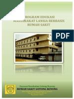 15556 - Program Edukasi Masyarakat Lansia Berbasis Rumah Sakit 2019