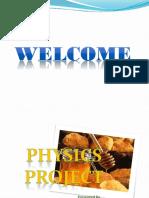 PHYSICS  project viscosity.pptx