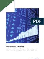 Detecon Study Management Reporting