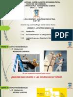 Unidad 01 1.1 Fundamentos Higiene y Seguridad Industrial