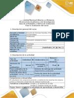 Guía de actividades y rúbrica de evaluación - Fase 6 - Evaluación del curso.docx