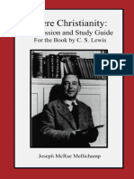 Mere Christianity_ Discussion and Study Gu - Joseph Mellichamp.pdf