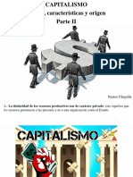 Nestor Chayelle - Capitalismo, Qué Es, Características y Origen, Parte II