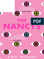 The Nancys by R.W.R McDonald Chapter Sampler