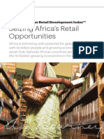 research on seizing africa retail