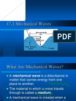 Mechanical Waves Notes Extremely Concise