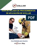 Guía Detallada de Procedimientos de Apicación de Xcollar