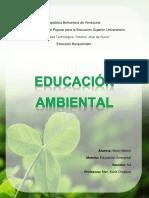 Glosario de Educación Ambiental