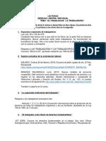 RELACIÓN DE LECTURAS EL TRABAJADOR. LA TRABAJADORA.docx