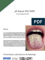 Bedah Kasus Hiv Aids