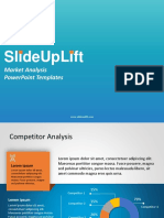 SlideUpLift | Market Analysis PowerPoint Templates | Market Analysis PPT Slide Designs
