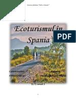 Ecoturismul în Spania.docx