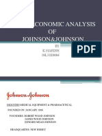 Micro Economic Analysis Of