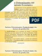 14A.Factores Determinantes del Crecimiento Económico - copia.pptx