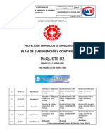 Plan de Emergencias y Contingencias - Paquete 02 Rev3-2016