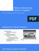 Electric Vehicle Presentations TeamXenon FinalDraft 2ic08ka