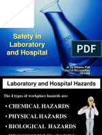 Safety in Laboratory -Blok 1.4