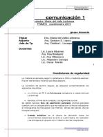 Ejercitacion 1- 2019 1°C