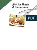 English for Restaurant