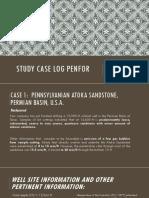 Contoh Case Study Log Penfor