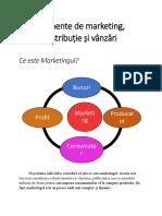 Elemente de marketing, distribuție si vânzări.docx
