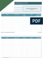YSA Registration Form