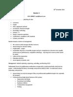 PCM Notes