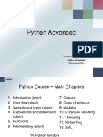 Chapter 1 - Python Introduction