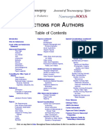 Instructions to Authors DEC11