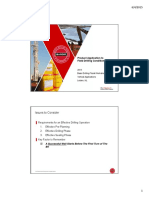 2015 European Product Applications to Field Drilling Apps