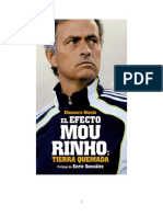 Giovio Eleanora - El Efecto Mourinho - Tierra Quemada