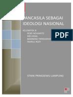 Pancasila Uts