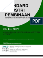 CIS14-2009_Guidelines on Construction Activities at Night