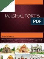 Mughal Forts Final