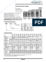 Autonics SPB Series - DIN Rail Mounting