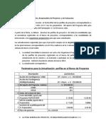 Pautas Para Actualizacion Perfiles de Proyectos de Contingencia Del Banco de Perfiles