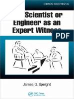 122. The Scientist or Engineer as an Expert Witness (2008).pdf