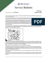 Fuel Injection Pump Concerns Gen207E1