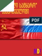 """""""რუსული სამყარო"""" საქართველოში"""