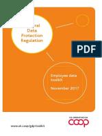 HR Employee Data Toolkit for GDPR