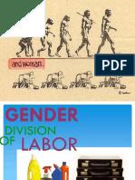 Gender Division of Labor 2 2