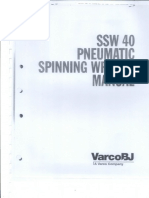 Ssw 40 Pneumatic Spinning