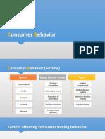 Consumer Behavior- group A1.pptx