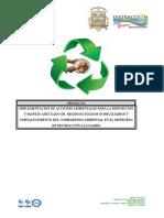 proyecto de residuos solidos