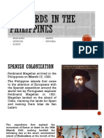 Spaniards in the Philippines